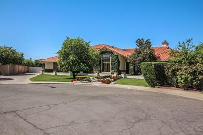 Mesa Single Family Home For Sale: 3301 E Draper Circle