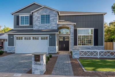 Phoenix Single Family Home For Sale: 3913 E Devonshire Avenue
