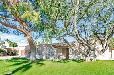 Single Family Home For Sale: 8108 E Del Joya Drive