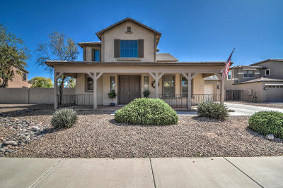 Queen Creek Single Family Home For Sale: 21539 E Nightingale Court