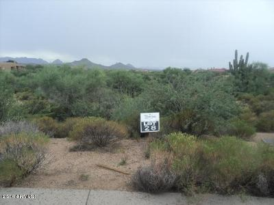 Scottsdale Residential Lots & Land For Sale: 37214 N Boulder View Drive