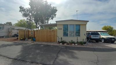 La Paz County Mobile/Manufactured For Sale: 1360 N Moon Mountain Avenue