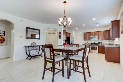 Gilbert Single Family Home For Sale: 3019 E Ridgewood Lane