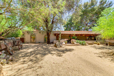 Paradise Valley Single Family Home For Sale: 5737 E Horseshoe Road