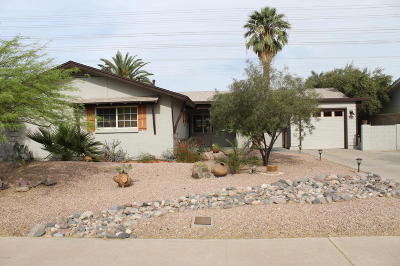 Scottsdale Single Family Home For Sale: 2537 N 66th Street
