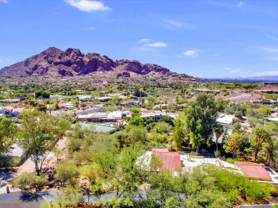 Paradise Valley Residential Lots & Land For Sale: 4514 E Pebble Ridge Road