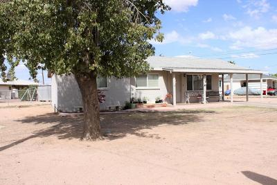 Casa Grande Single Family Home UCB (Under Contract-Backups): 1100 E 12th Street