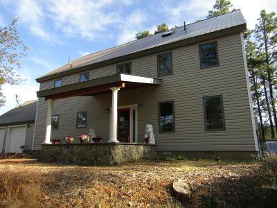 Prescott Single Family Home For Sale: 2400 E Old Miner Road