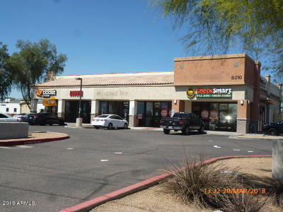 Phoenix Commercial Lease For Lease: 8310 W Thomas Road W #103