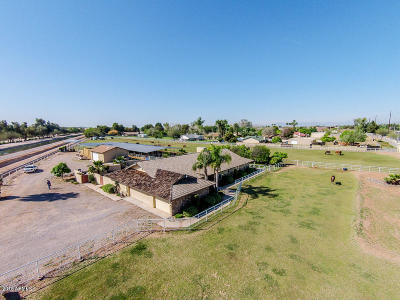 Chandler Single Family Home For Sale: 1625 E Pecos Road
