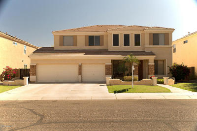 Litchfield Park Single Family Home For Sale: 13017 W Campbell Avenue