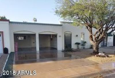 Scottsdale Condo/Townhouse For Sale: 6275 E Avalon Drive