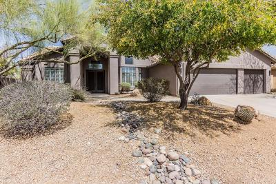 Scottsdale Single Family Home For Sale: 9312 E Quarry Trail