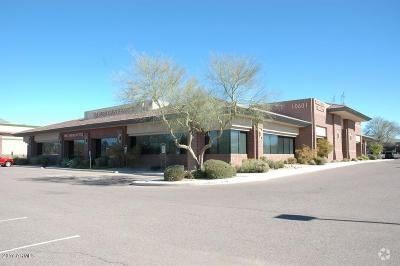 Scottsdale Commercial Lease For Lease: 10609 N Frank Lloyd Wright Boulevard #120