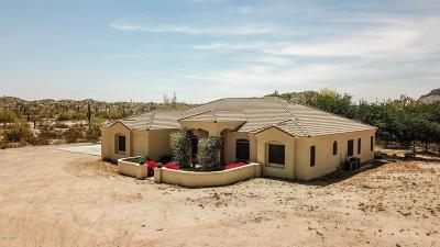 Queen Creek Single Family Home For Sale: 28742 N Thompson Road