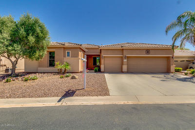 Maricopa AZ Single Family Home For Sale: $525,000