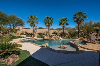 Scottsdale Single Family Home For Sale: 12248 E Shangri La Road