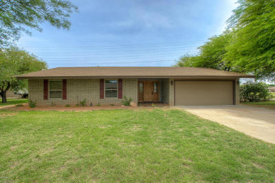 Gilbert Single Family Home For Sale: 3115 E Campbell Road
