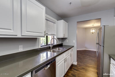 Chandler Condo/Townhouse UCB (Under Contract-Backups): 1287 N Alma School Road #223