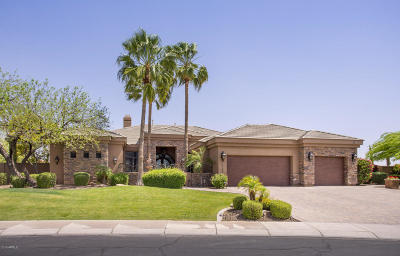Scottsdale Single Family Home For Sale: 12125 E Mission Lane