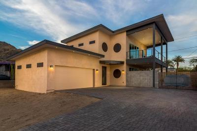 Phoenix Single Family Home For Sale: 9813 N Central Avenue