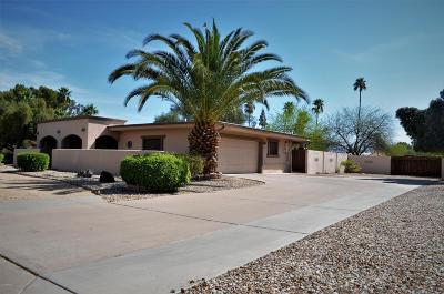 Scottsdale Single Family Home For Sale: 12637 N 68th Place