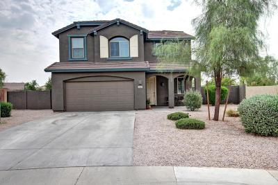 Gilbert Single Family Home For Sale: 1011 E Wimpole Avenue