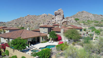 Scottsdale Single Family Home For Sale: 7593 E Camino Salida Del Sol