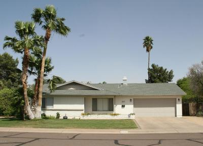 Rental Leased: 2827 S Cottonwood Drive