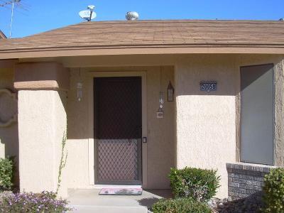 Sun City West Rental For Rent: 20058 N Broken Arrow Drive