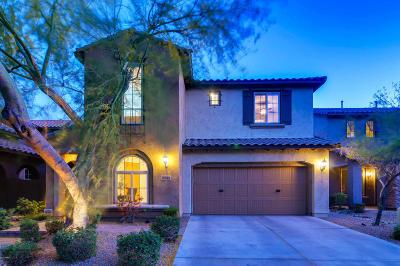 Phoenix Single Family Home For Sale: 3933 E Half Hitch Place