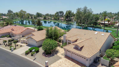 Sun Lakes Single Family Home For Sale: 25642 S Cedarcrest Drive