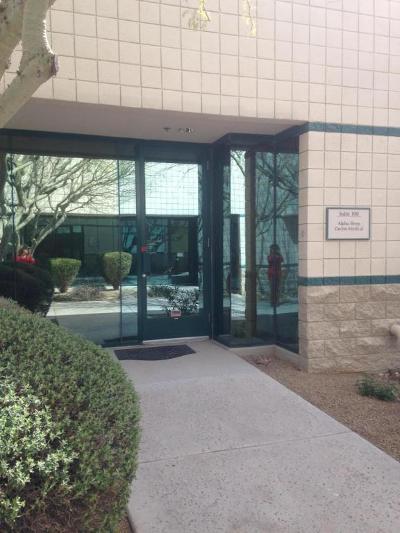Phoenix Commercial For Sale: 4045 E Union Hills Drive #100