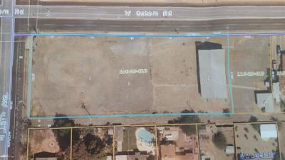 Phoenix Residential Lots & Land For Sale: 1333 W Osborn Road
