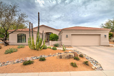 Rio Verde Single Family Home For Sale: 19039 E Box Bar Trail
