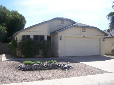 Peoria Single Family Home For Sale: 8871 W John Cabot Road