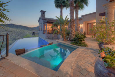 Fountain Hills Single Family Home For Sale: 10637 N Arista Lane