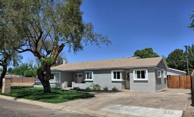Phoenix Single Family Home For Sale: 10 W Ocotillo Road