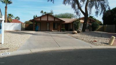 Glendale Single Family Home For Sale: 4907 W Joyce Circle