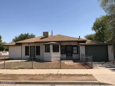 Phoenix Single Family Home For Sale: 2046 N 11th Street