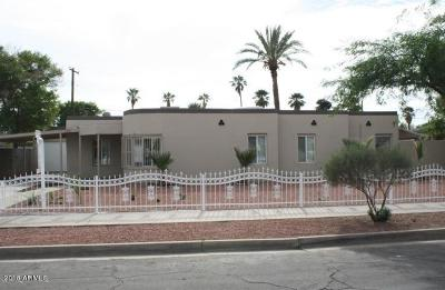 Phoenix Single Family Home For Sale: 1437 E Diamond Street