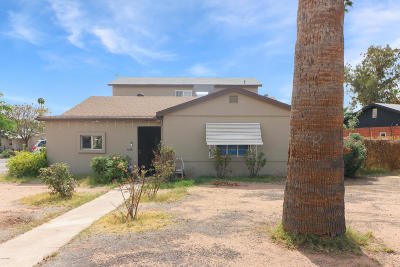 Phoenix Single Family Home For Sale: 2834 N Greenfield Road