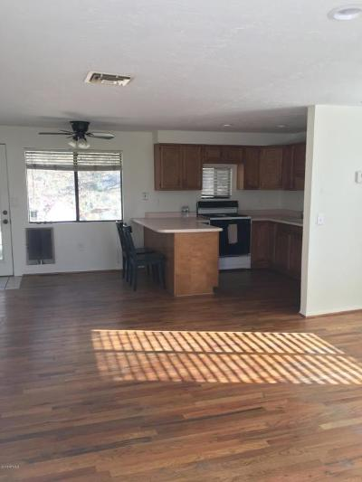 Prescott Single Family Home For Sale: 919 Joseph Street