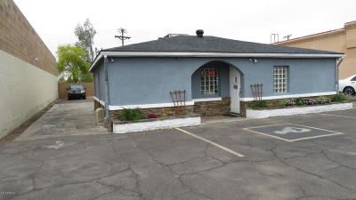 Phoenix Commercial For Sale: 3410 N 24th Street