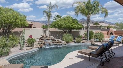Gold Canyon Estates Single Family Home For Sale: 8261 E Canyon Estates Circle