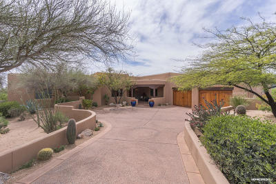 Scottsdale Single Family Home For Sale: 11037 E Tamarisk Way
