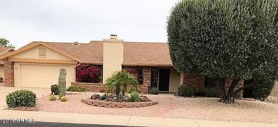 Sun City West Single Family Home For Sale: 12344 W Tigerseye Drive