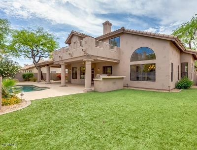 Scottsdale Single Family Home For Sale: 12722 E Cortez Drive