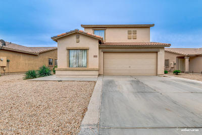 Tolleson Single Family Home For Sale: 10029 W Crown King Road