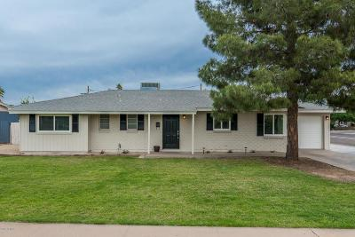 Phoenix Single Family Home For Sale: 1831 W Northview Avenue